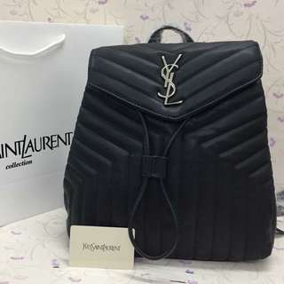 Brandnew! Authentic Quality Yves Saint Laurent Backpack