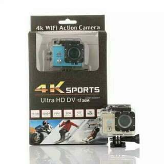 Action Camera 4K Ultra HD DV