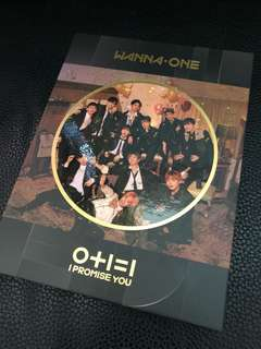Wanna One Promise You - night ver
