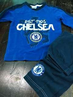 Boy Chelsea set