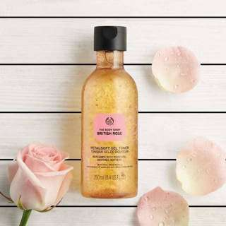 The Body Shop British Rose Toner