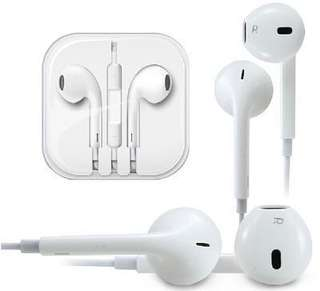 Brand New iPhone earpiece- 2 sets for less