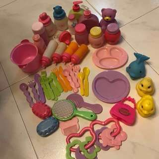 Baby Doll Accessories Set