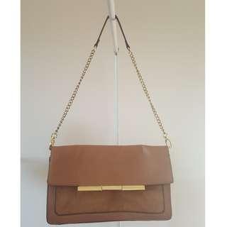 Ninewest Shoulder Bag (Brown)