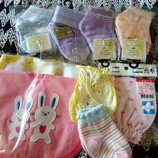 女寶出生到一歲用品