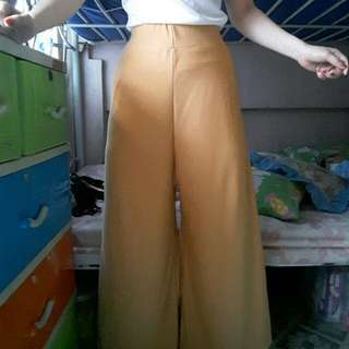 Nude korean square pants