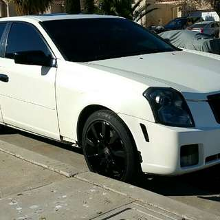 2007 Cadillac CTS Sport Edition Fully loaded