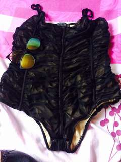 Forever21 one piece with i2i shades dual purpose (Negotiable)