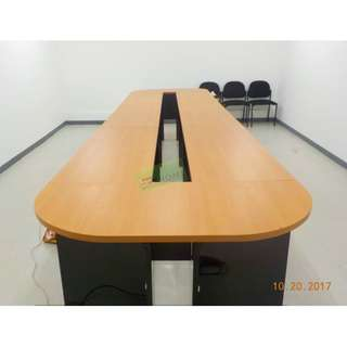 CUSTOMIZE CONFERENCE TABLE 14-16 SEATER--KHOMI