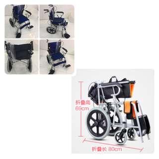 New PREMIUM light fully foldable Wheelchairs