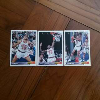 NBA Upper DECK 1992-1993 Phoenix Suns 籃球卡