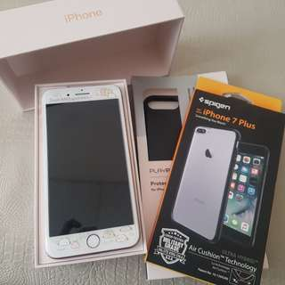 Iphone 8plus 64gb..still good condition,no scratch,all new accessories and free casing.