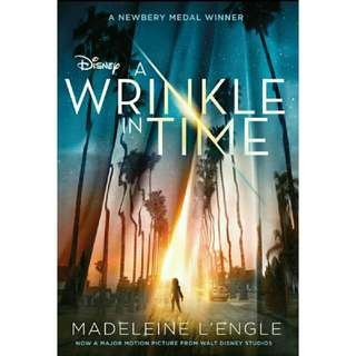 (Ebook) A Wrinkle in Time - Madeline L' Engle
