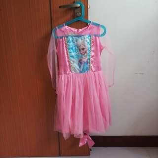 Frozen party/Princess Dress