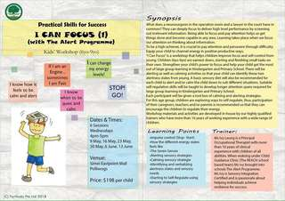 I Can Focus Workshop