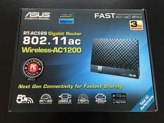 Brand New Asus Wireless Router RT-AC56S