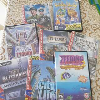 Old Video Games