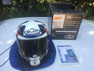 Helmet HJC R-PHA 10 Ben Spies Replica