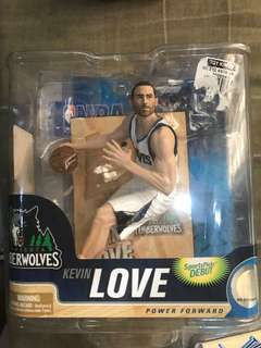 Authentic Kevin Love figure
