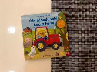Story Book - Old MacDonald had a Farm 👨🌾