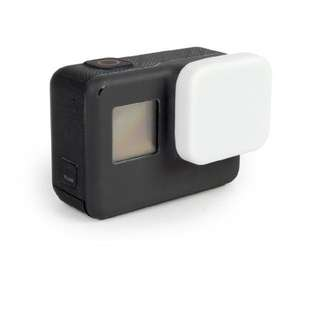 Brand New Silicone Lens Cover for Gopro Hero 5 and 6 - White