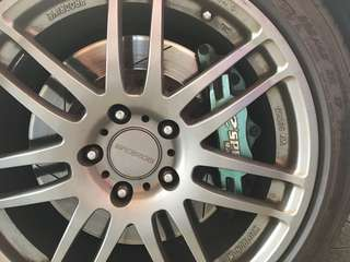 Espec Big Brake Kit BBK