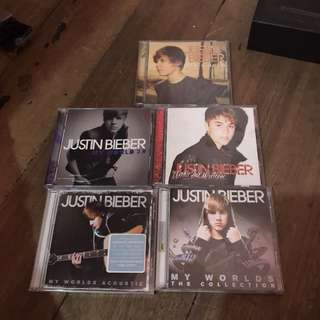 ORIGINAL Justin Bieber collections