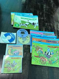 Yamaha JMC books and Cd/dvd