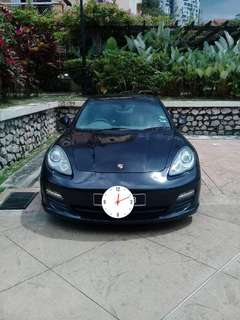 SAMBUNG BAYAR/CONTINUE LOAN  PORSCHE PANAMERA S 4.8 YEAR 2011/2012 MONTHLY RM 6900 BALANCE 3 YEARS ROADTAX VALID TIPTOP CONDITION  DP KLIK wasap.my/60133524312/panamera
