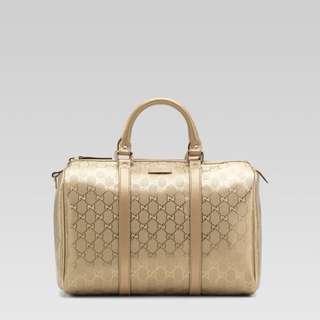 RM1000 only today! Gucci Joy Medium Boston