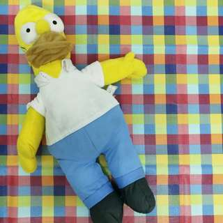 Soft Toys The Simpsons