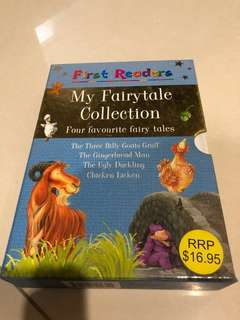My fairytale collection for young readers