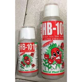 HB-101 Natural Plant Vitalizer (6ml to 1 litre bottles available) HB101 HB 101