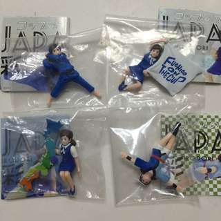 🚚 (合售)(合售4款)日本篇 杯緣子 新色 旗子 柔道 祭典 日本地圖 列島 二代