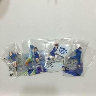 🚚 (合售)日本篇 杯緣子 新色 旗子 柔道 祭典 日本地圖 列島 二代