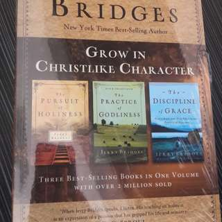 🚚 Jerry Bridges - Growing in Christlike Character