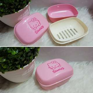 28ribu NEW tempat sabun hello kitty