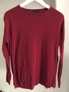 Zara Knit Top / Sweater/ Outerwear