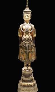 Ayutthaya Standing Buddha