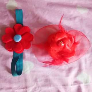 Head Band and Fascinator