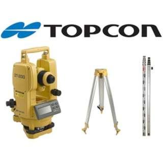 Jual,Service,Kalibrasi// Digital Theodolite Topcon DT-209 (081380673290)