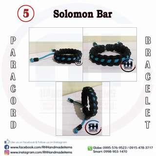 Paracord Bracelets (Unisex)