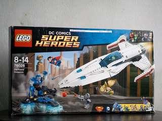 LEGO DC SUPER HEROES: Darkseid Invasion