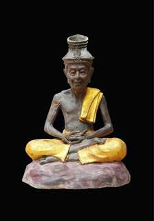 Thai Seated Hermit
