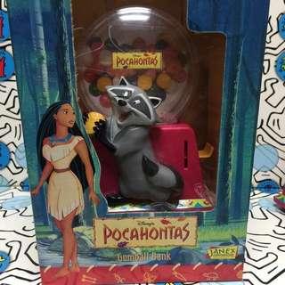 1995出品迪士尼「風中奇緣」糖果機