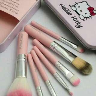 Kuas Make up Hello Kitty