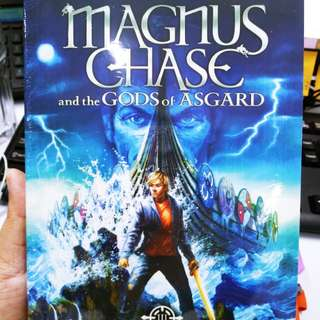 Magnus Chase and the Gods of Asgard Book 3: The Ship of the Dead