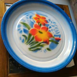 Vintage Tray (50cm Dia) For display