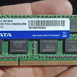 laptop memory 4gb ddr3