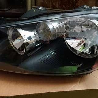Golf 6大燈組